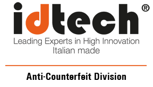 IdTech anti-counterfeit division
